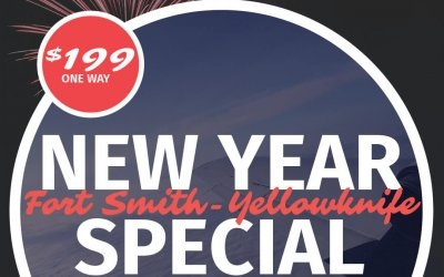 New Year's Standby Special: Fort Smith – Yellowknife